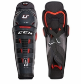 CCM U+ Crazy Strong Midnight LE Sr. Shin Guards