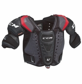 CCM U+ Crazy Strong Midnight LE Sr. Shoulder Pads