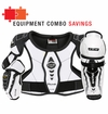 CCM Ultra Tacks Yth. Protective Equipment Combo