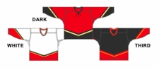 CCM Uncrested Calgary Hockey Jersey