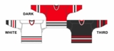 CCM Uncrested Chicago Hockey Jersey