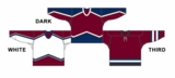 CCM Uncrested Colorado Hockey Jersey