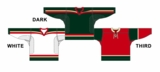 CCM Uncrested Minnesota Hockey Jersey