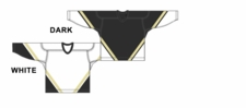CCM Uncrested Pittsburgh Hockey Jersey