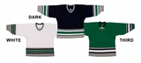 CCM Uncrested Plymouth Hockey Jersey