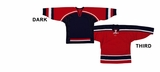 CCM Uncrested Saginaw Hockey Jersey