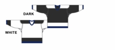CCM Uncrested Tampa Bay Hockey Jersey