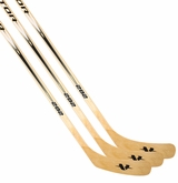 CCM Vector 282 Jr. Wood Hockey Stick - 3 Pack
