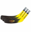 CCM Vector V8.0 Tapered Jr. Replacement Blade - Yellow - 3 Pack