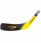 CCM Vector V8.0 Tapered Jr. Replacement Blade - Yellow