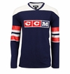 CCM Vintage Crew Sr. Long Sleeve Shirt