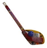 Chicago Blackhawks 1 On 1 Mini Hockey Stick Set