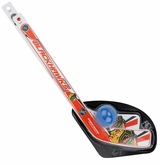 Chicago Blackhawks 1 On 1 Mini V2 Hockey Stick Set