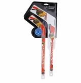 Chicago Blackhawks Breakaway V2 Mini Stick Set