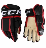 Chicago Blackhawks CCM 3 Pro Stock Hockey Gloves - Dano
