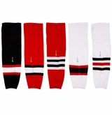 Chicago Blackhawks Firstar Stadium Hockey Socks