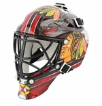 Chicago Blackhawks Franklin Mini Goalie Mask