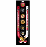 Chicago Blackhawks Mini Hockey Six Pack
