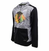 Chicago Blackhawks Reebok Center Ice TNT Sr. Full Zip Hoody