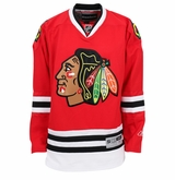Chicago Blackhawks Reebok Edge Premier Crested Hockey Jersey