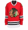 Chicago Blackhawks Reebok Edge Premier Adult Hockey Jersey