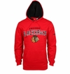 Chicago Blackhawks Reebok Faceoff Playbook Sr. Pullover Hoody