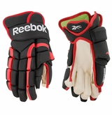Chicago Blackhawks Reebok Pro Stock 10K Hockey Gloves
