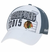 Chicago Blackhawks Reebok Stanley Cup Champions Cap