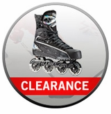 Clearance Inline Hockey Skates
