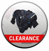 Clearance Jr/Yth Shoulder Pads