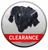 Clearance Sr. Shoulder Pads