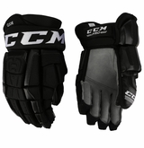 Colorado Avalanche CCM 3 Pro Stock Hockey Gloves - Clich�