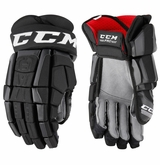 Colorado Avalanche CCM Crazy Light Pro Stock Hockey Gloves