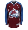 Colorado Avalanche Reebok Edge Jr. Premier Crested Hockey Jersey