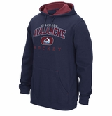 Colorado Avalanche Reebok Faceoff Playbook Sr. Pullover Hoody
