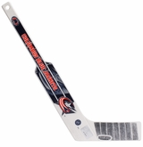 Columbus Blue Jackets Plastic Mini Goalie Stick