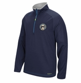 Columbus Blue Jackets Reebok Center Ice Sr. Quarter Zip Pullover