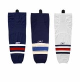 Columbus Blue Jackets Reebok Edge SX100 Adult Hockey Socks