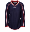Columbus Blue Jackets Reebok Edge Uncrested Junior Hockey Jersey