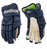 Columbus Blue Jackets Reebok Pro Stock 10K Hockey Gloves