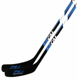 Combat 22 Caliber Clear Sr. Hockey Stick - 2 Pack