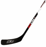 Combat 52 Caliber Round Clear Jr. Hockey Stick