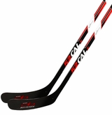 Combat 52 Caliber Square Clear Sr. Hockey Stick - 2 Pack