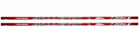Combat Ballistik 50 Caliber Clear Tapered Sr. Hockey Shaft - 2 Pack