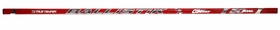 Combat Ballistik 50 Caliber Clear Tapered Sr. Hockey Shaft