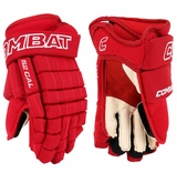 Combat MF 52 Caliber Outline Knit Sr. Hockey Gloves