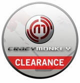 Crazy Monkey Clearance Hockey Sticks
