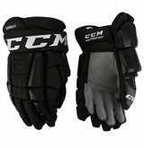 Dallas Stars CCM 3 Pro Stock Hockey Gloves - Garbutt