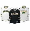 Dallas Stars Reebok Edge Jr. Premier Crested Hockey Jersey