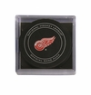 Detroit Red Wings Official NHL Game Puck with Cube